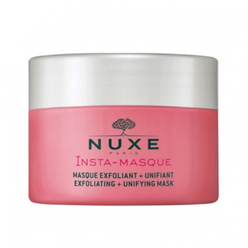 Nuxe Insta-Masque - Mascarilla Exfoliante Uniformizante; 50ml.