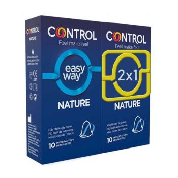 Control Easy Way Preservativos, 10un.