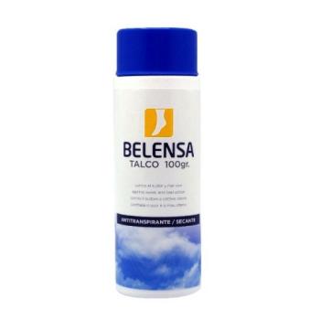 Belensa; Talco Desodorante para Pies;100gr.