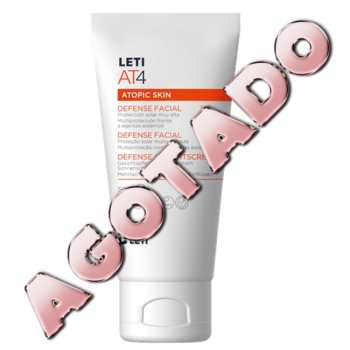 Leti AT4 Defense Spf50+, Crema Facial, 50ml.