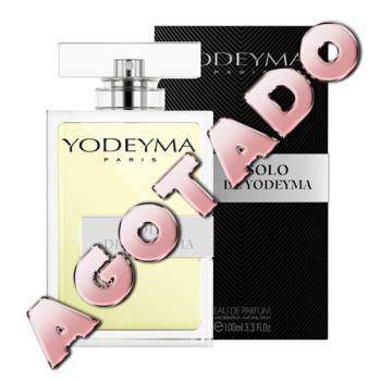 Yodeyma Solo Spray 100 ml, Eau de Parfum de Yodeyma para Hombre.