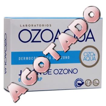 Ozoaqua - Jabón de Ozono; 100gr.